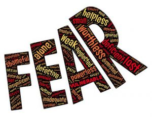 How to overcome the fear of change : fear