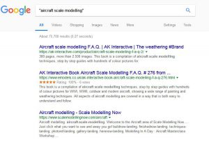scale aircraft google search