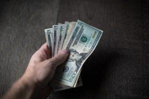 affiliate marketing reward - money
