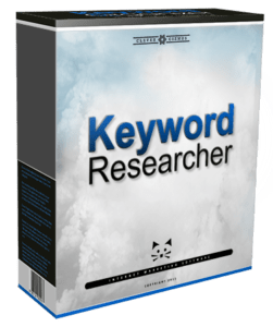keyword researcher pro box